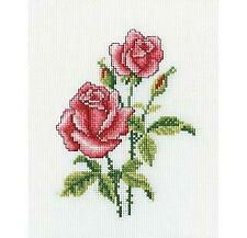 RTO Counted Cross Stitch Kit - Roses