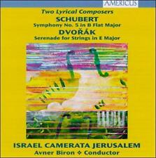 Unknown Artist Schubert: Symphony No. 5  Dvorak: Seren CD