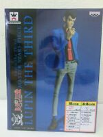 """""""From Japan"""" Lupin the third MSP figure Banpresto """"In Stock"""" #11A"""