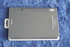 """Samsung Tab S6 10.5"""" (T860) Book Cover Keyboard Gray, EF-DT860UJEGUJ, EFDT860 #"""