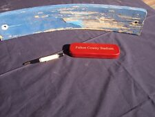 Fulton County StadiumSeat Pen and Case