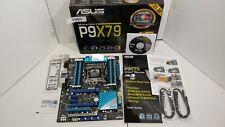 ASUS P9X79, Socket 2011, Intel X79 Motherboard #1485