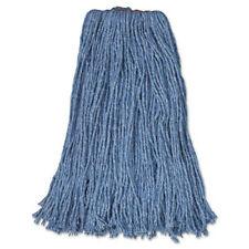 1 Rubbermaid Commercial Maximizer Blend Mop Medium Blue Replacement 1924783 6pc