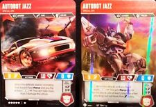 Transformers TCG: Autobot Jazz // Special Ops [Mint/NM] from set Season 1 Autobo