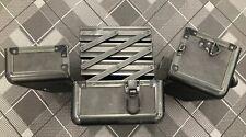 Sephora Professional Metro Travel Train Case Cosmetic Hard Black Box
