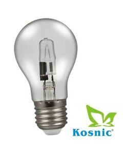 3 Pack Kosnic GLS ES E27 70W = 100W Eco Energy Saving Halogen Bulbs - Dimmable