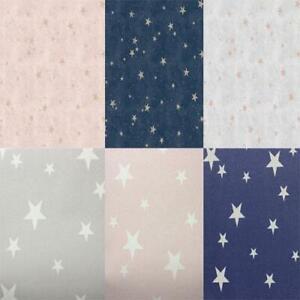 Arthouse/Fine Decor Diamond Stars Glitter Wallpaper 10m 6 Colours