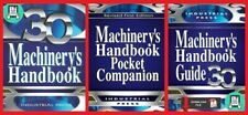 Machinery's Handbook 30th Edition by Erik Oberg Collection Ē Book