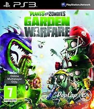 Plants Vs Zombies Garden Warfare PS3 Excellent - 1st Class Delivery