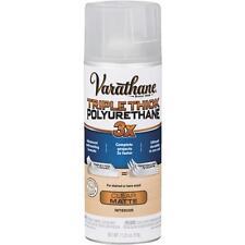 Varathane 11.25 Oz Clear Matte Triple Thick Interior Spray Polyurethane 318289