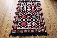 70x110  cm Orientalischer Teppich,Carpet,Matte, Kelim aus Damaskunst S 1-2-6