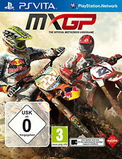 MXGP - The Official Motocross Videogame (Sony PlayStation Vita, 2014, Keep Case)