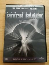 Pitch Black Unrated Director's Cut Dvd Vin Diesel