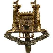 Original Loyal Suffolk Hussars Yeomanry Regiment Cap Badge - MY07