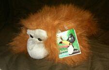Orangutan Beanbag Plush- National Alliance for Species Survival