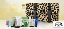 Brand New In Bag Camille Bag w/Top Upscale Beauty Product Samples $175 Retail