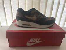 premium selection 6a77f e4ec4 Limited Edition Nike Air Max 1 Liberty Of London Womens Size 6