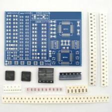 1Set SMT SMD Component Welding Practice Board Soldering DIY Kit Learning Tool
