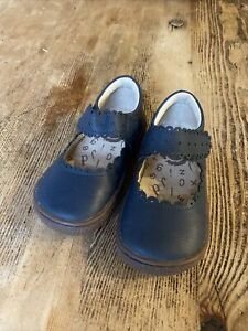 Livie And Luca Briar Navy Size 6 New