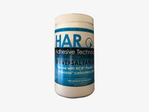 Fan Apart Glue HAR Adhesive 1 Quart Penetrating Adhesive For Carbonless Paper