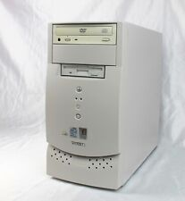 Toshiba V3100 mAtx Tower ~ 500Mhz Celrn/ Win 98se ~ Tech Refurb'd + Restore Cd!