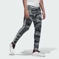Adidas Tiro 19 Camo Training Pants Gray Black White FK4493 Mens Size X-Small XS