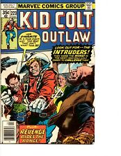 Kid Colt Outlaw # 223, Stan Lee, Dick Ayers, First Printing