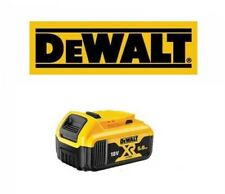 Genuine Dewalt DCB184 18v XR 5ah slide battery 5000MAH