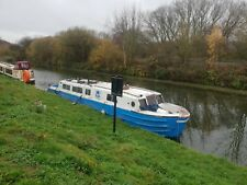 Narrow boat project 45ft