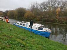 Narrow boat project 45ft