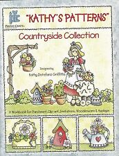 Kathy Distefano Griffiths : KATHY'S PATTERNS COUNTRYSIDE COLLECTION CLIP ART Bk