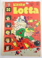 HARVEY COMICS | LITTLE LOTTA | VOL. 1 - NR. 101 (1972) | GIANT 52 | Z 3 GD