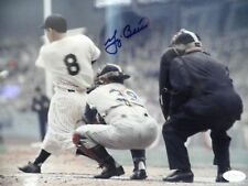 Yogi Berra New York Yankees Signed 11X14 Photograph JSA