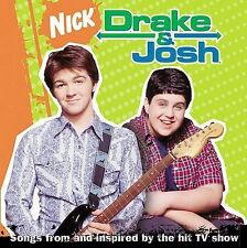 Drake & Josh: Songs from and Inspired by Hit TV Show by Various Artists (CD, Mar