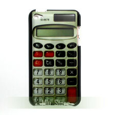 Retro Calculator Print Hard Case Cover Skin for ipod touch 4 4th gen generation