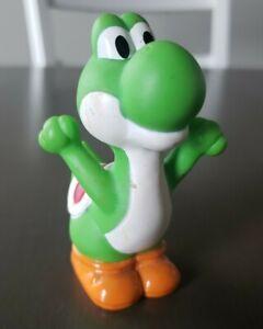 Yoshi Toy - Vintage 1997 Taco Bell Toy Nintendo