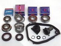 Kit de réparation (roulements, joints) de la boite de vitesse MA5.