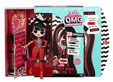LOL Surprise OMG SPICY BABE Fashion Doll, With 20 Surprises, Designer Clothes,