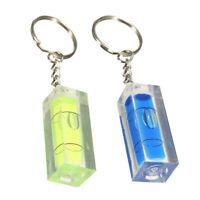 Mini Spirit Level DIY Gadgets Keyring Keychain Tool keychain spirit level PK