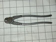 Vintage JMC Forged Blasting Cap Crimper Pliers