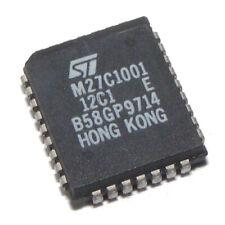 M27C1001-12C1 27C1001-12 1Mbit (128Kx8) CMOS EPROM Memory OTP PLCC-32 STM