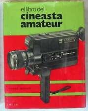 EL LIBRO DEL CINEASTA AMATEUR - PIERRE MONIER 1976 - VER INDICE