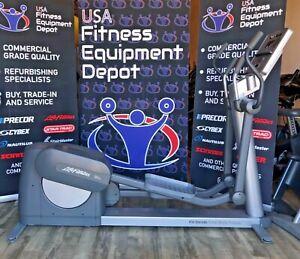 Life Fitness 95XI Elliptical Cross-Trainer Elliptical *Refurbished FREE SHIPPING