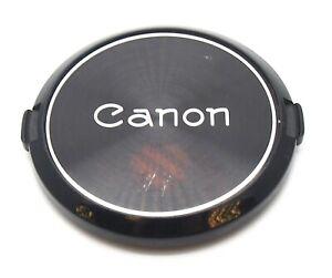 Canon C-55 55mm Black Metal Lens Cap - UK Dealer