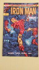 comics iron man le retour des héros n°3