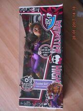Monster High Clawdeen Wolf Figure