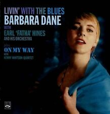 Barbara Dane - Livin' With the Blues / On My Way - Fresh Sound Records CD