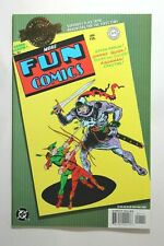MILLENNIUM EDITION: MORE FUN COMICS #101 - 1ST APP. OF SUPERBOY - 2000 DC COMICS