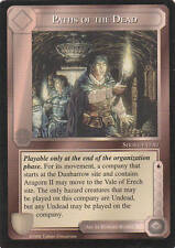 Paths of the Dead  Middle Earth The Wizards CCG lim. Ed. Mint/N.Mint 1995 ME22