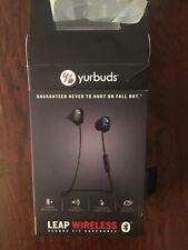 Yurbuds Leap Wireless Earphone Never Used